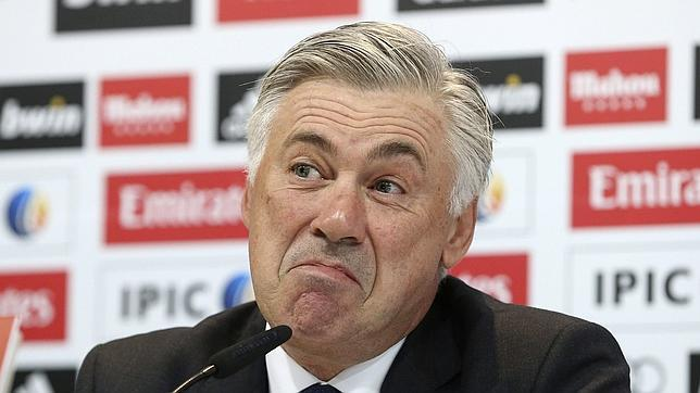Ancelotti matiza sus palabras sobre Blatter