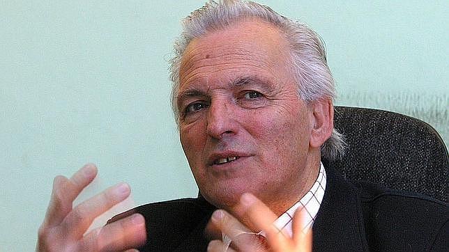 Juan de Dios Ramírez Heredia, presidente de Unió Romaní, que ya hace años pidió a la RAE que revisara el texto