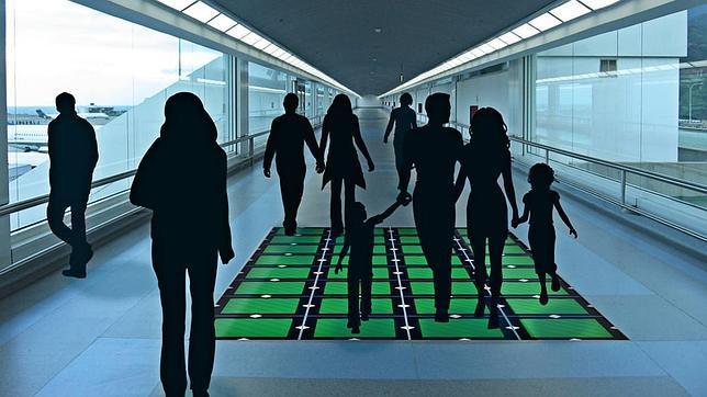 Un sistema ideal para plazas y centros comerciales