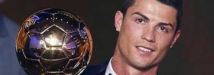 Cristiano arrasa en las apuestas como ganador del Balón de Oro