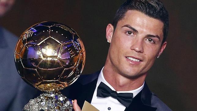 Cristiano arrasa en las casas de apuestas como ganador del Balón de Oro