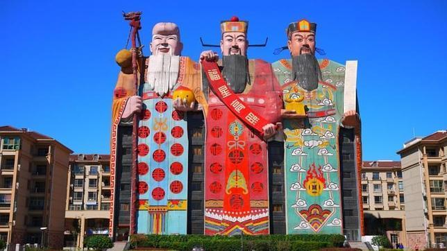 China pondrá coto a la «arquitectura rara»