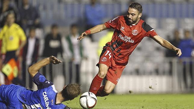 El Sevilla vapulea al Sabadell
