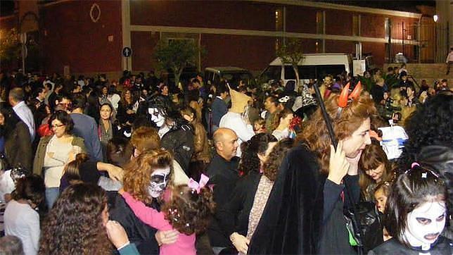 Gu a para evitar disgustos con los disfraces de halloween - La casa de los disfraces sevilla montesierra ...