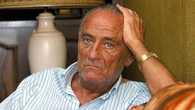 El futbolista del F. C. Barcelona, en una imagen de 2003