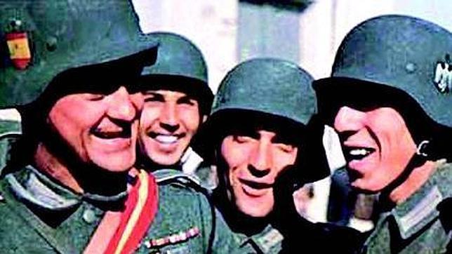 La División Azul: los voluntarios españoles en los campos de Rusia