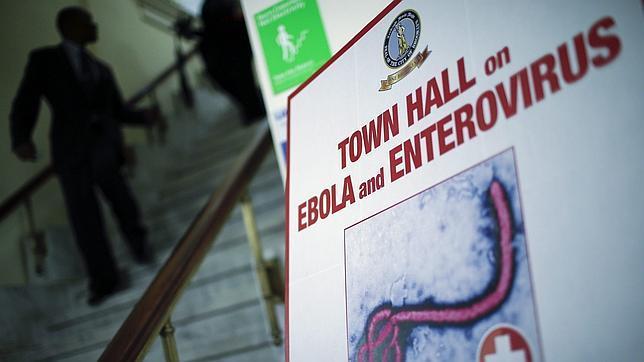 El enterovirus se ha detectado en 37 estados americanos y en el distrito de Columbia