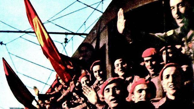 España, la guerra de un no beligerante