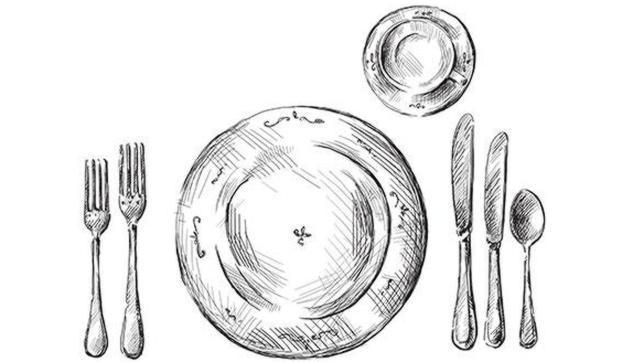 Protocolo en la mesa: cómo triunfar cuando hay invitados en casa