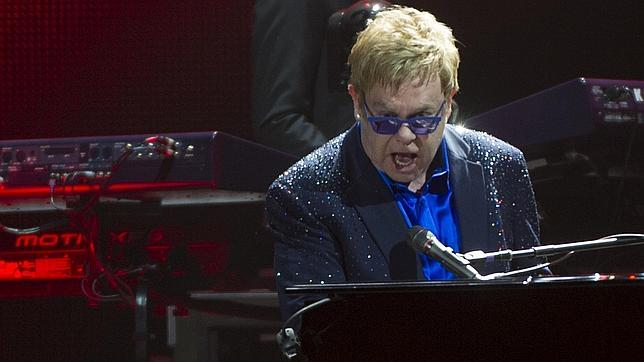 Concierto de Sir Elton John