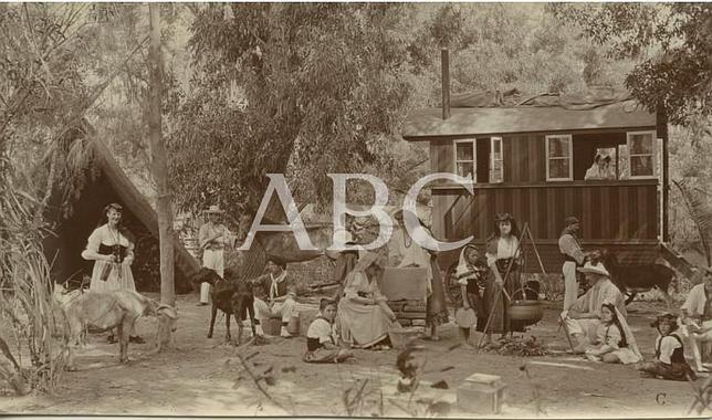 Fotograf as antiguas de abc garden party ben fica en - Fotografia las palmas ...