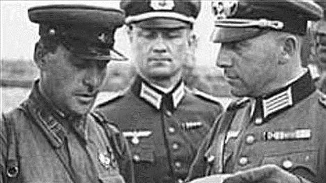 Por cuarta vez en su historia, Polonia sería repartida entre sus vecinos, 01-11-1939