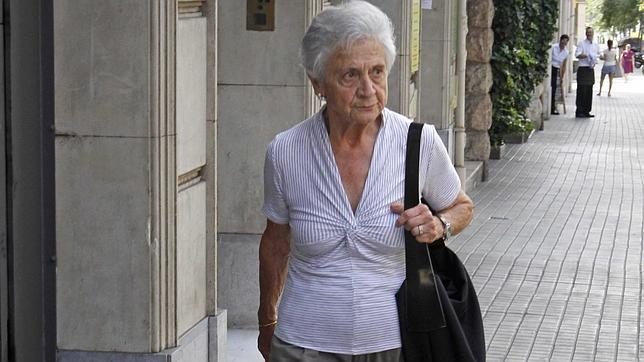 Ferrusola y sus hijos viajaban cada mes a Andorra con escoltas y sin ser registrados