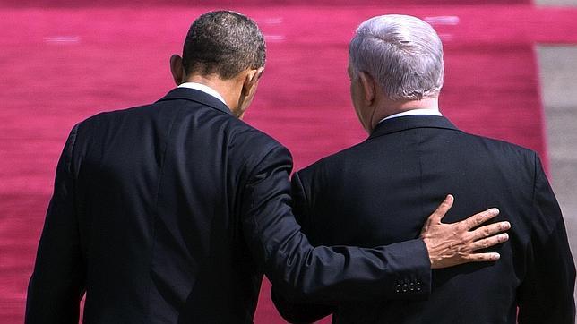 Obama y Netanyahu en una fotografía de archivo