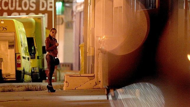 la prostitución es ilegal en españa prostitutas caseras