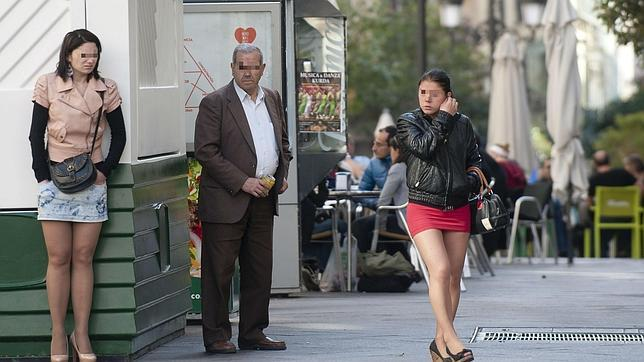 prostitutas callejeras en españa santiago segura prostitutas