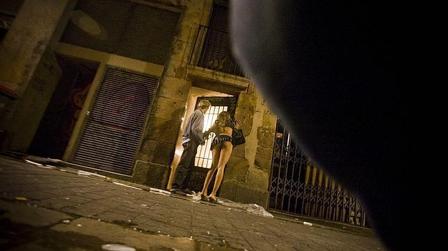 prostitución legal o ilegal pilladas prostitutas