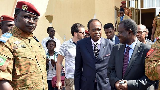 Ultimátum de la Unión Africana al Ejército de Burkina Faso para que entregue el poder