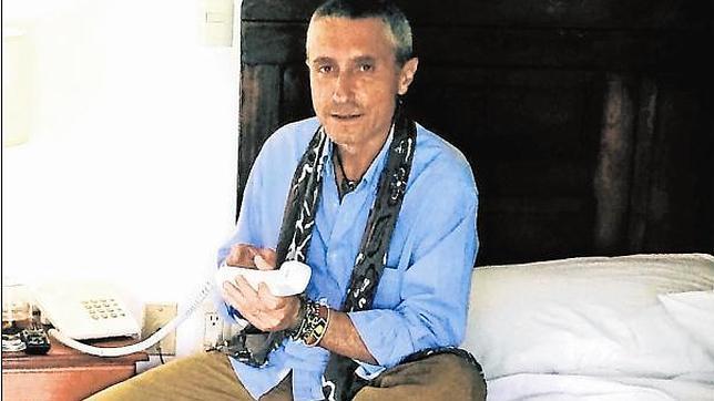 Melchor Miralles: «Me están secuestrando»