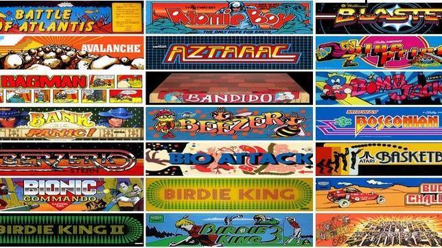 Internet Archive permite jugar 900 videojuegos «arcade» sin salir de la web