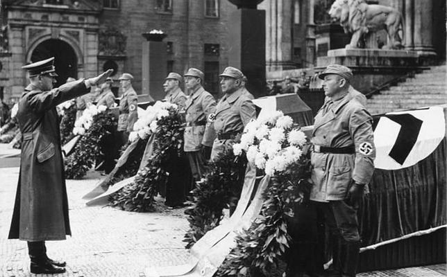 Matrimonio Catolico En Peligro De Muerte : Hitler ileso del atentado en la cervecería