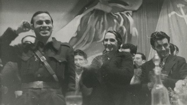 Francisco Antón, el amor vengado de la Pasionaria