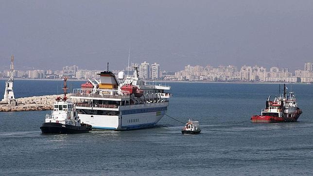 A la yihad en un crucero