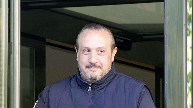 El principal imputado en la «Operación Campeón», Jorge Dorribo