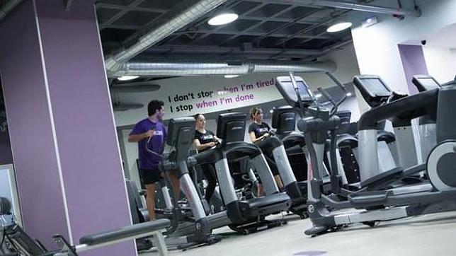 Un gimnasio que nunca duerme en retiro for Gimnasio 24 horas logrono