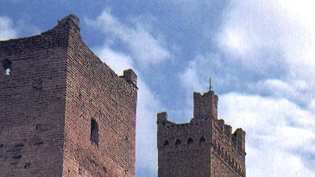 Castillo navarro de Marcilla, el único que se conserva en la Comunidad Foral
