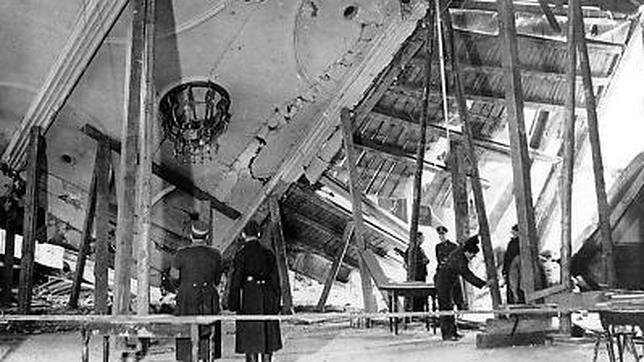 Hitler se salvó sólo por minutos del atentado de la cervecería, 08-11-1939