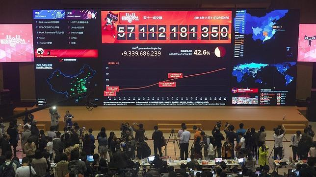 El fundador de Alibaba confía en que el «Día de los solteros» sea global en 5 años