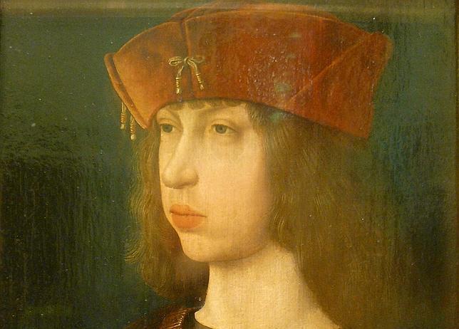 Cuadro de Felipe I de Castilla