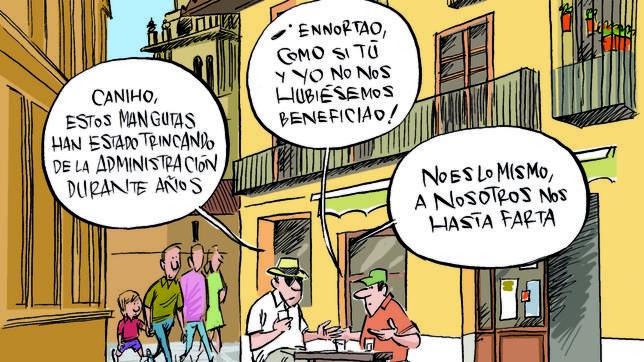 Est impreso el gen de la corrupci n en el adn de la sociedad espa ola - Casos de corrupcion en espana actuales ...