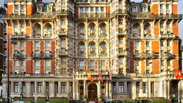 los diez hoteles m s caros de londres
