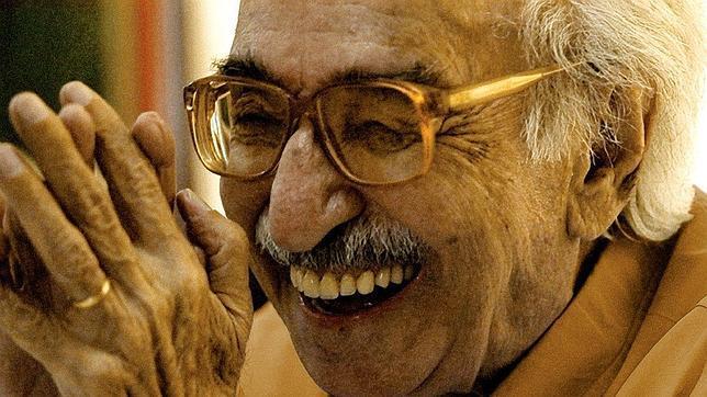 Manoel de Barros, en una imagen de archivo