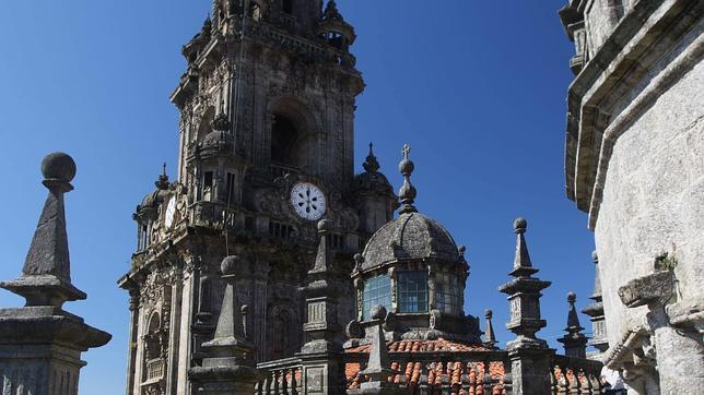 Resultado de imagen de Torre del Reloj catedral de santiago