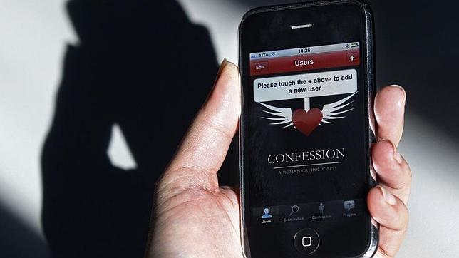 La aplicación que te permite confesarte desde el móvil