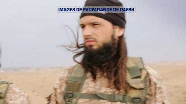 Un francés, entre los verdugos del último vídeo del horror del Estado Islámico