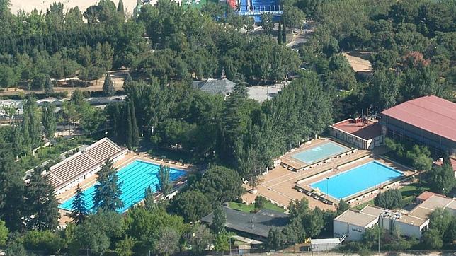 Una nueva piscina para el polideportivo de la casa de campo for Piscina municipal casa de campo