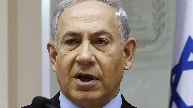 El fotografía de archivo del primer ministro israelí, Benjamin Netanyahu