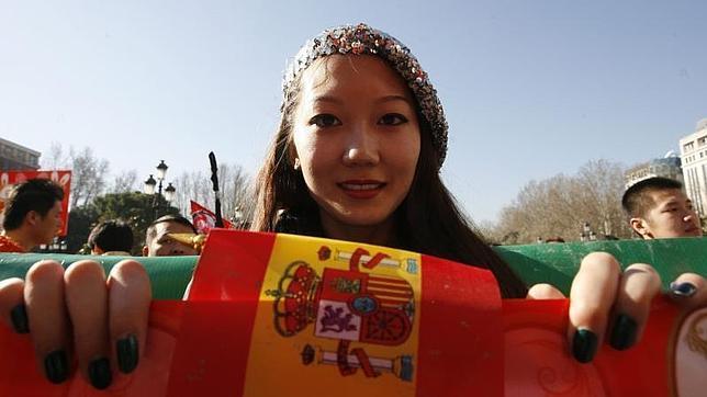 Resultado de imagen para chinos en españa