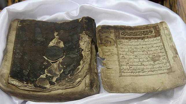 Una escuela tailandesa dice tener un Corán de Al-Andalus de más de 800 años