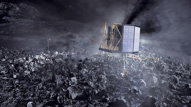 Cómo sabrán los científicos si la vida llegó de un cometa