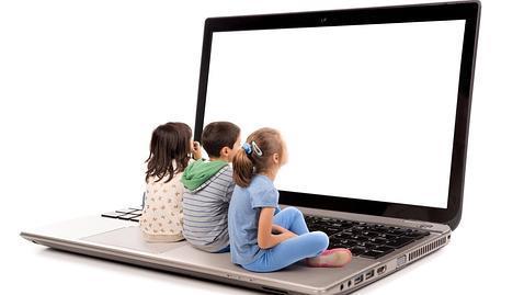 Resultado de imagen de internet y los niños