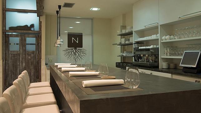 El restaurante orensano ofrece una propuesta vanguardista en la ciudad