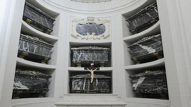 El Monasterio de la Inmaculada Concepción de Loeches, la última morada de los Alba