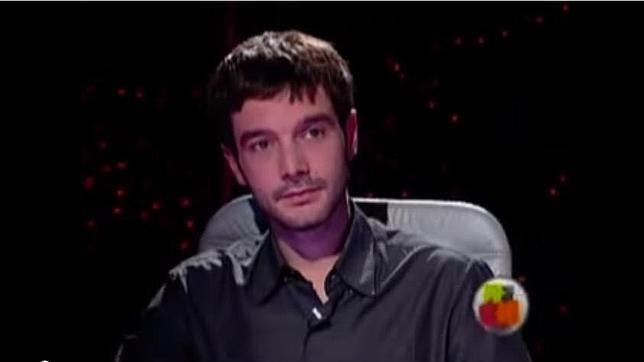 Bustinduy, en una entrevista en la televisión boliviana ATB