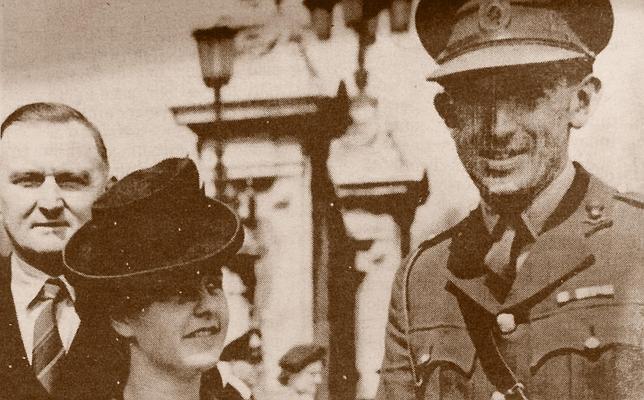 El inglés al que Rommel salvó del pelotón de ejecución e invitó a cerveza y a tabaco