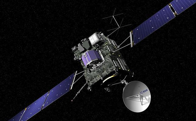 Después de Philae, Rosetta empieza su misión puramente científica